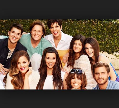 Thanksgiving 2014: Kris Jenner et sa famille !