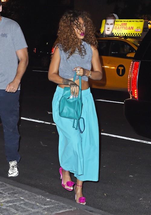 Photos : Rihanna : la bombe sauvage est de retour !