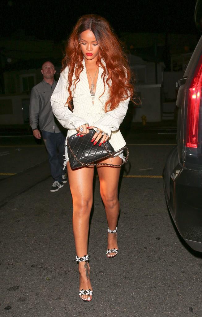 Rihanna le 3 juillet 2015