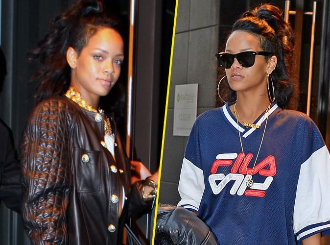 Rihanna de retour à New-York !