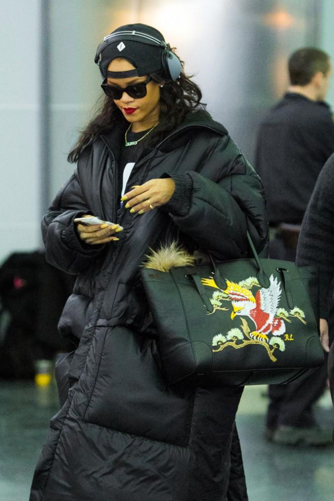 Rihanna le 4 mars 2015