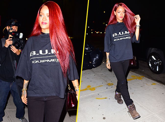 Rihanna : le retour de sa chevelure chatoyante est pour Drake ou DiCaprio ?