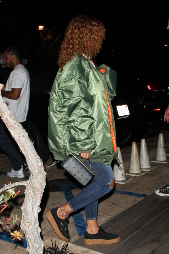 Rihanna le 24 août 2015