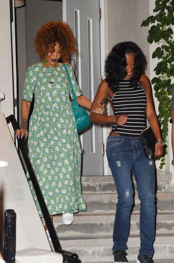 Photos : Rihanna : menacée de mort !