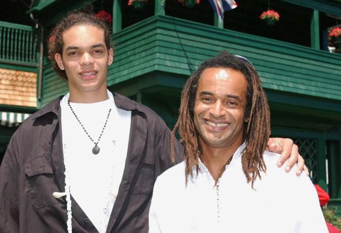 Joakim Noah et son père