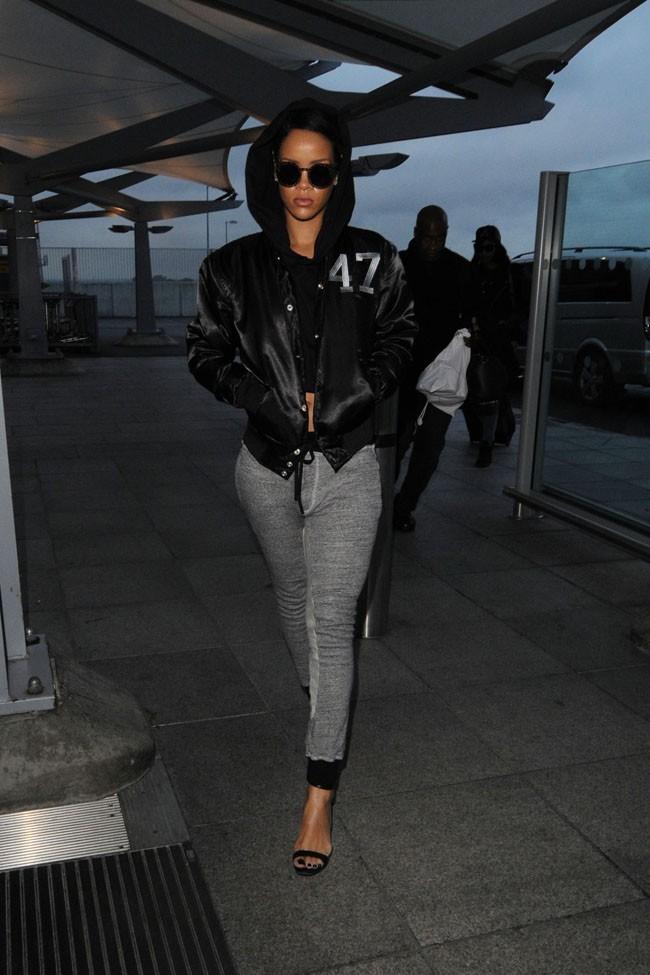 Rihanna le 27 septembre 2012 à Londres