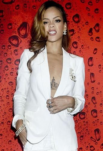 Rihanna à Los Angeles le 8 avril 2013