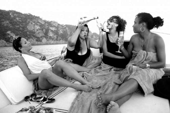 Le champagne a coulé à flots !