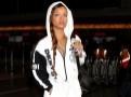 Photos : Rihanna : style urban chic pour quitter à nouveau Los Angeles !