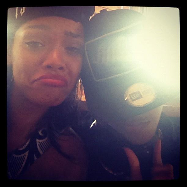 Rihanna et son gangsta de petit frère