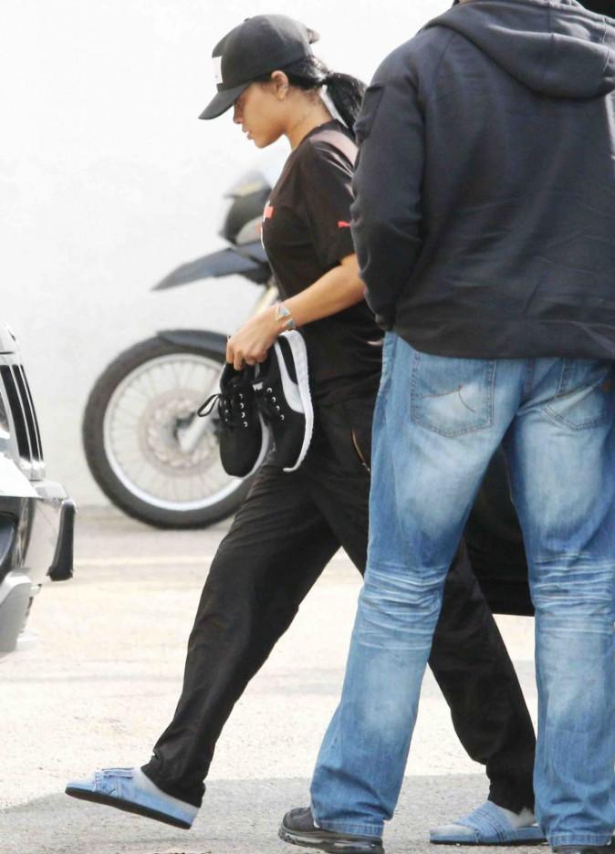 Rihanna : un corps comme le sien, ça s'entretient !