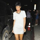 Rihanna le 16 septembre 2012 à Los Angeles