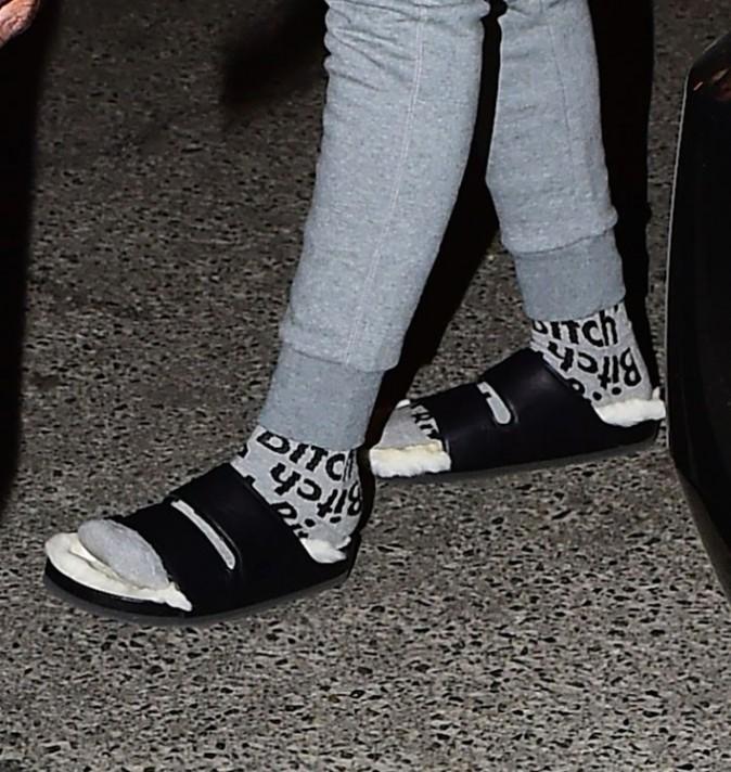Rihanna à New-York le 15 mars 2015