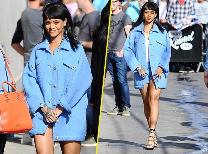 Rihanna : une gazelle qui s'introduit chez les gens !