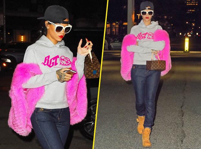 Rihanna : une vraie diva m�me chez son dentiste !