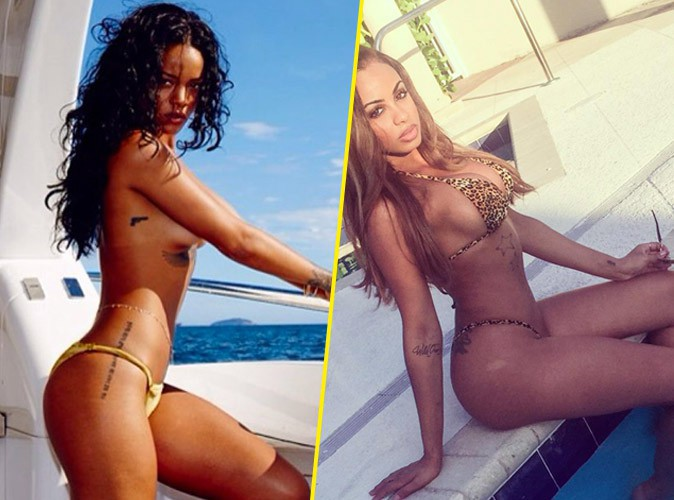 Photos : Rihanna VS Analicia : quelle conquête de Benzema est la plus hot ?