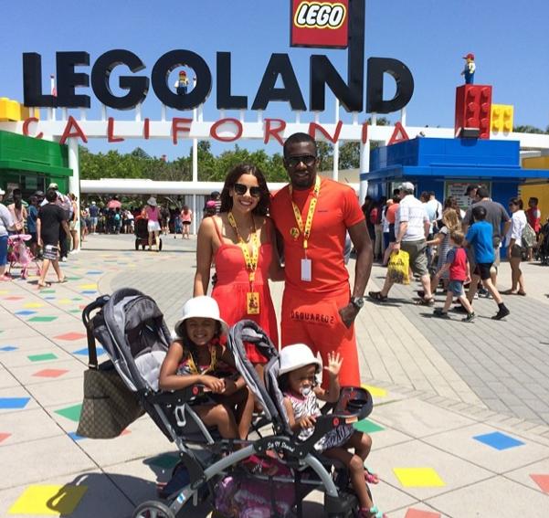 Blaise Matuidi et son adorable famille !