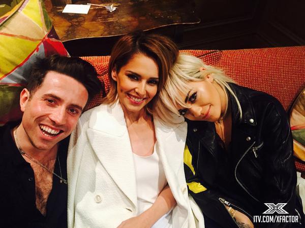 Photos : Rita Ora : bye bye The Voice, welcome X-Factor !