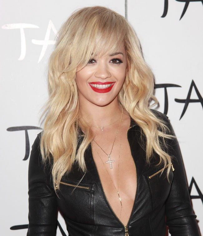 Rita Ora à Las Vegas le 26 juillet 2014