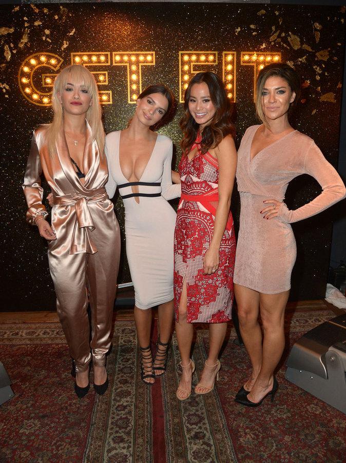 Rita Ora, Emily Ratajkowski, Jessica Szohr et Jamie Chung : sexy à la soirée SVEDKA Vodka !