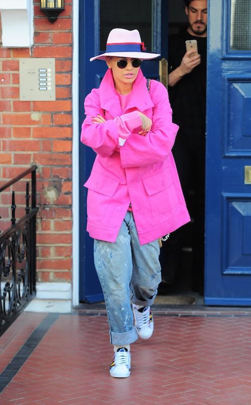 Photos : Rita Ora : pop et rock pour une collaboration pétillante !