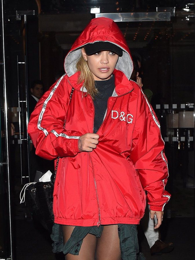 Rita Ora le 30 juin 2016, à Londres