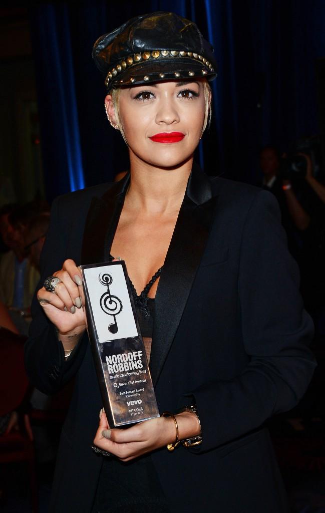 Rita Ora, le 3 juillet 2015