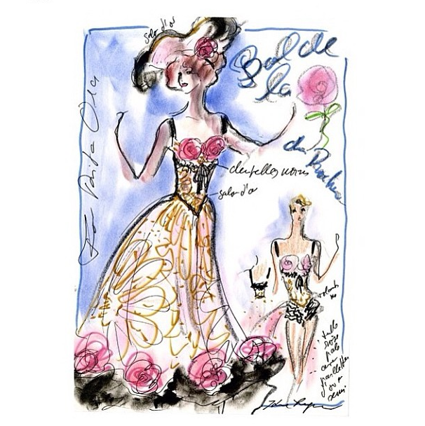 Photos : Rita Ora : tout de Chanel vêtue, elle fait son show à Monaco !