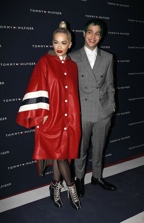 Photos : Rita Ora, Olivia Palermo, Tommy Hilfiger… Soirée couples à Paris !