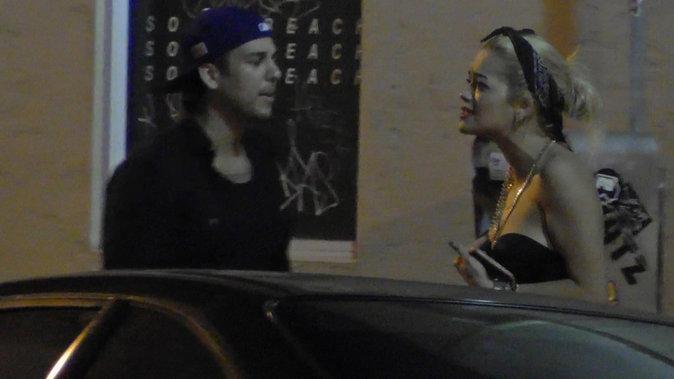 Rob et son ex Rita Ora