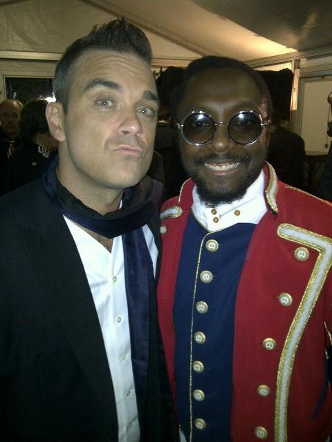 Robbie et Will.i.am