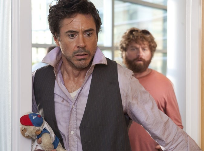 Robert Downey Jr. dans Date limite !