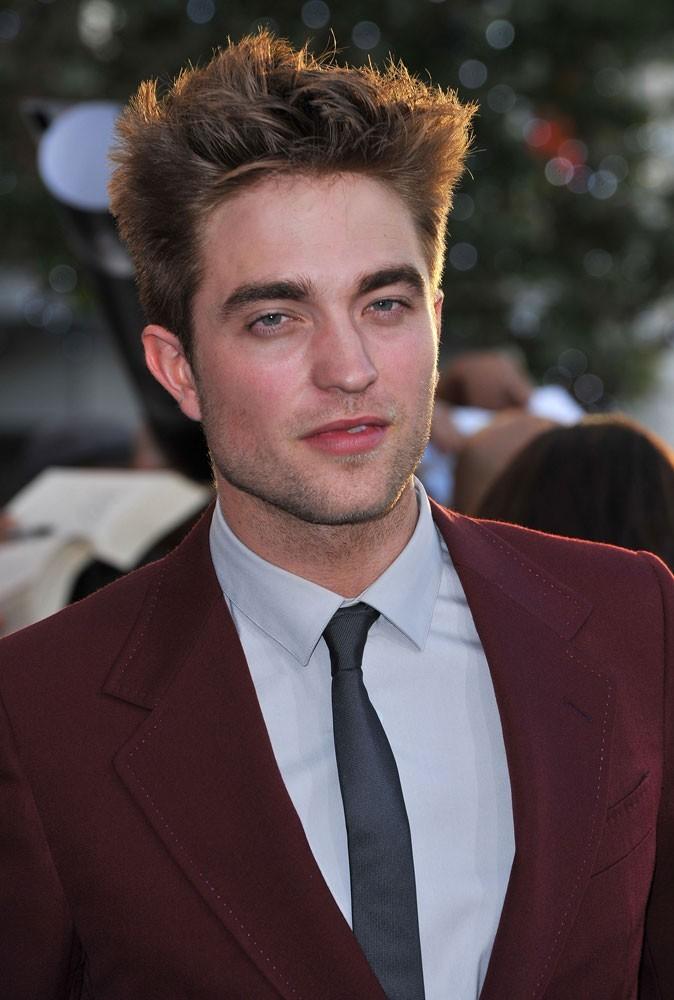 Photos : Robert Pattinson en 2010
