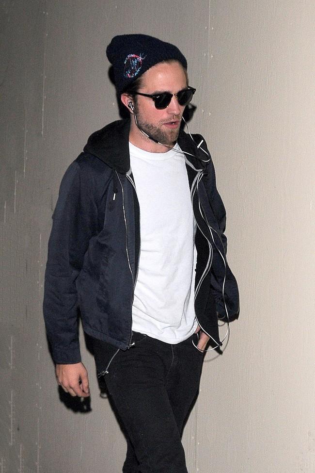 Robert Pattinson le 19 octobre 2012 à Los Angeles