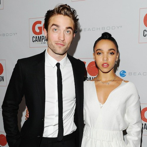 Photos : Robert Pattinson et FKA Twigs amoureux pour une rare apparition en duo !