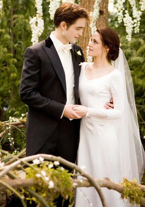 Le beau mariage de Breaking Dawn...