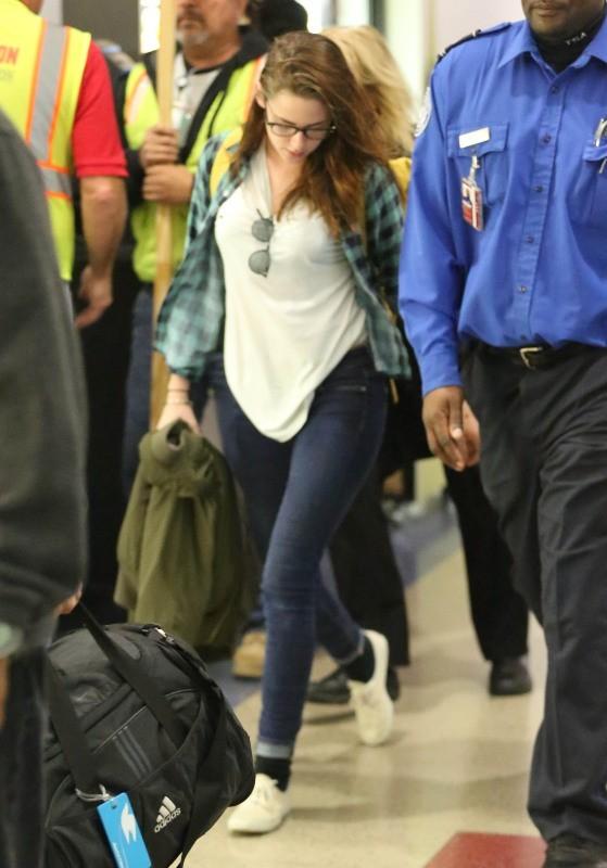 Kristen Stewart le 26 novembre 2012 à Los Angeles