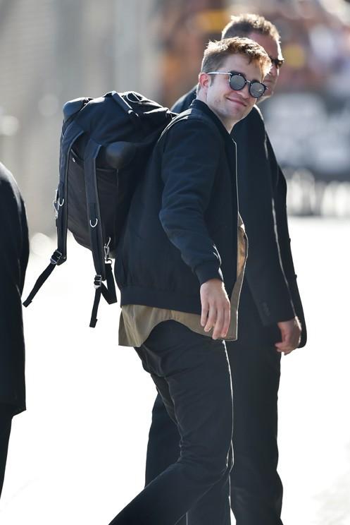 Robert Pattinson à son arrivée à l'avant-première de The Rover à Los Angeles le 12 juin 2014