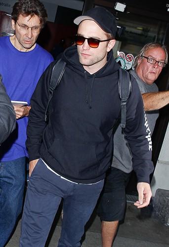 Robert Pattinson à Los Angeles le 19 juin 2014