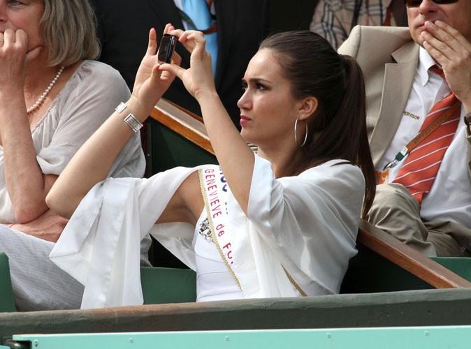 """Roland Garros 2011 : photo souvenir """"J'y étais !"""""""