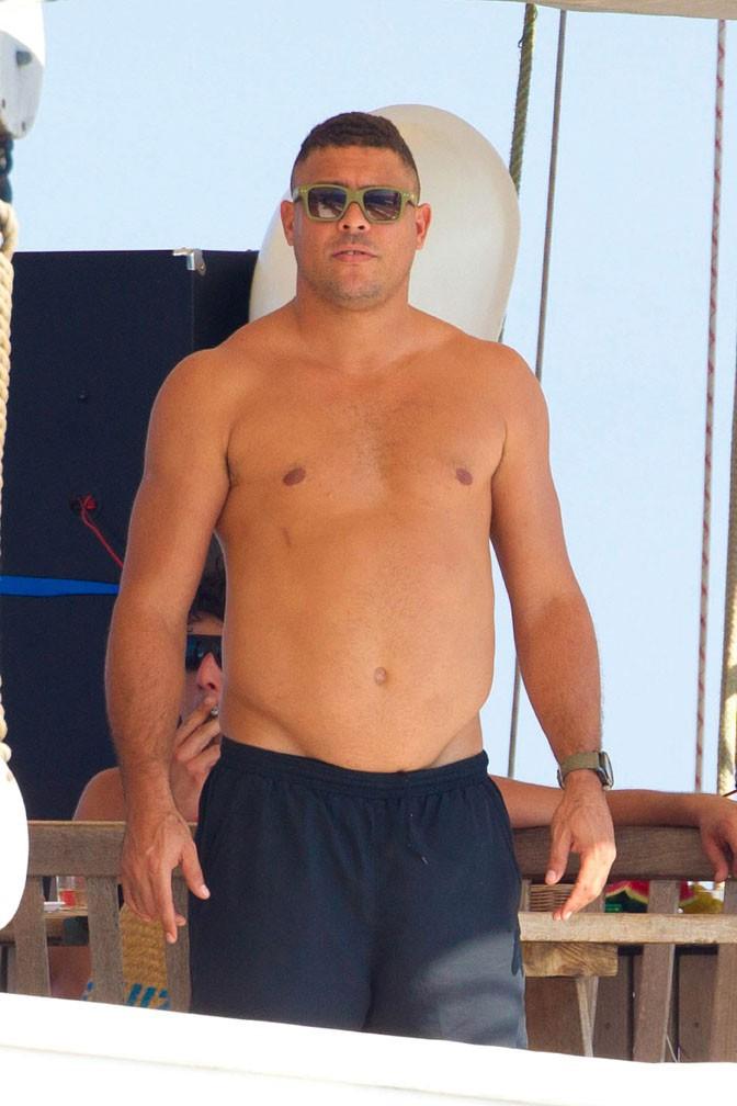 Ronaldo Brasilien Gewicht