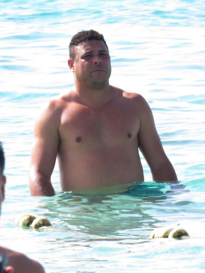 Ronaldo a arrêté le sport il y a bien longtemps, trop longtemps !