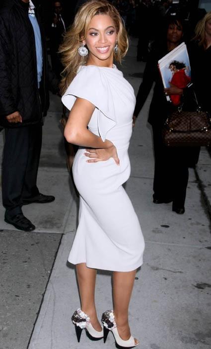 Beyoncé, une danseuse au popotin musclé !