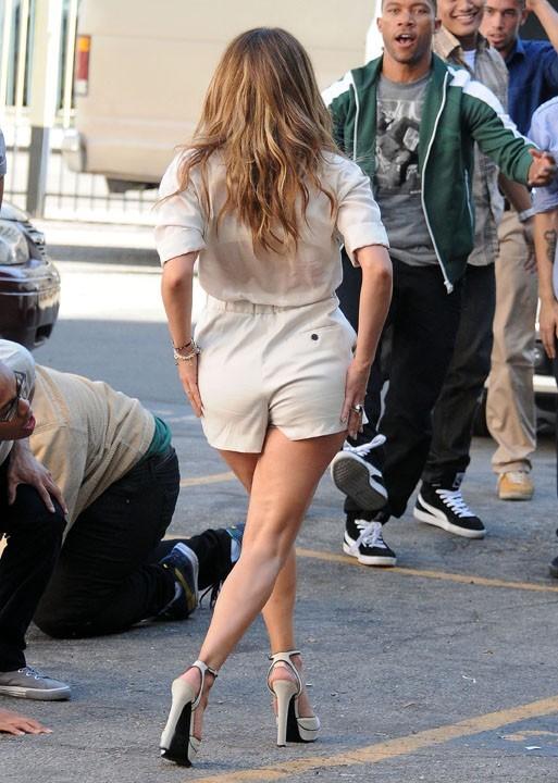 Mythique, les fesses de Jennifer Lopez !