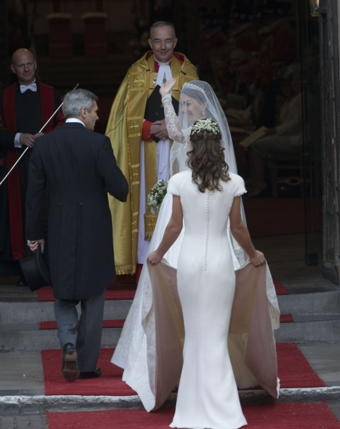 Pippa Middleton a bouleversé le monde entier avec son fessier...