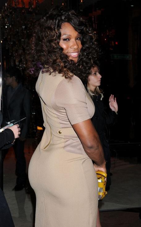 Serena Williams, la sportive ose toujours les tenues moulantes !