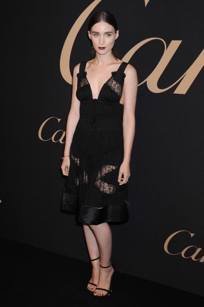 Rooney Mara le12 novembre 2014