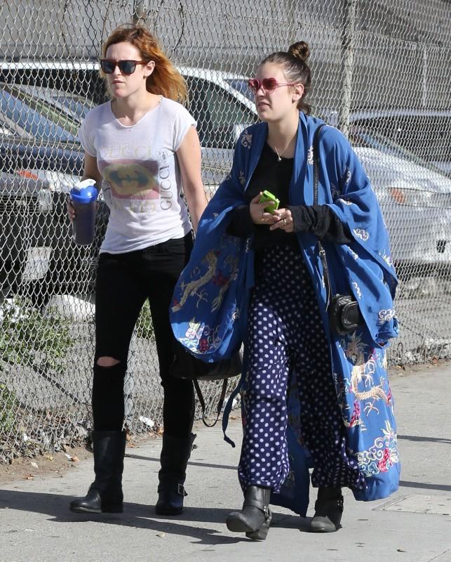 Rumer et Talullah Belle Willis le 3 février 2013 à Los Angeles