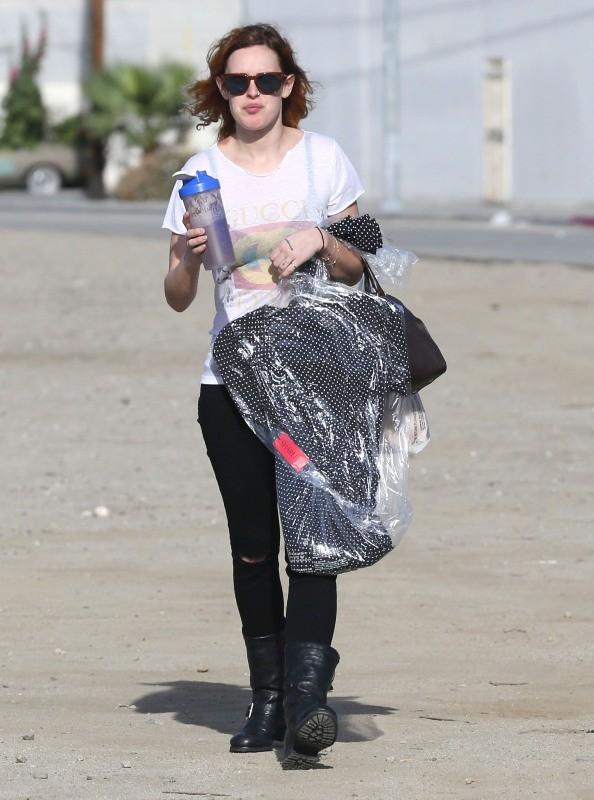 Rumer Willis le 3 février 2013 à Los Angeles