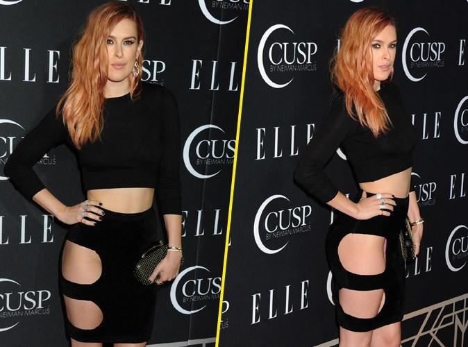 Rumer Willis : la fille de Demi Moore et Bruce Willis n'a rien à cacher !